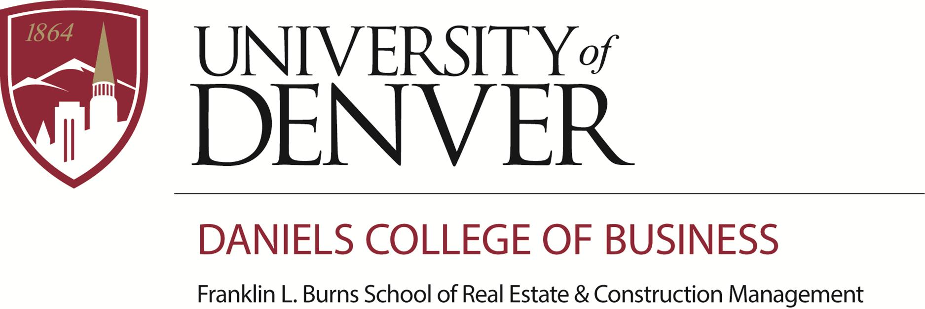 University of Denver, Daniels College of Business, Franklin L. Burns School of Real Estate and Construction Management